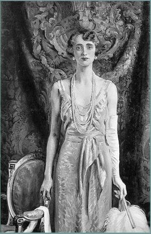 Irene Mountbatten, Marchioness of Carisbrooke - Marchioness of Carisbrooke, William Bruce Ellis Ranken, ca 1930