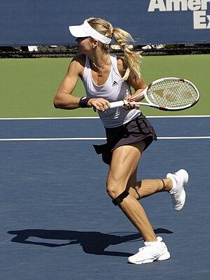 Maria Kirilenko - Kirilenko at the 2009 US Open