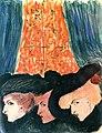 Marianne von Werefkin - Three Women at the Theater.jpg