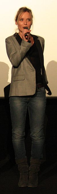Marie Guillard at the premiere of the french movie l Assaut.jpg