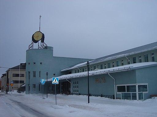 Mariehamn City Library
