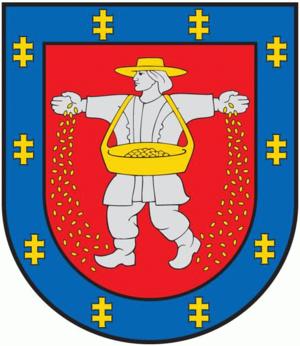 Marijampolė County - Image: Marijampole County COA