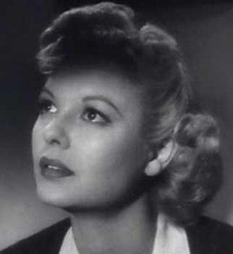 Marjorie Reynolds - Reynolds in Ministry of Fear (1944)