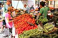 Market in San Pedro del Pinatar in Spain 2016 - tomatoes 2.jpg