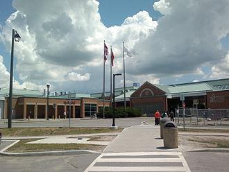 Markham Stouffville Hospital - Image: Markham Stouffville Hospital