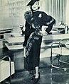 Marlene Dietrich in a street frock designed by Travis Banton, 1936.jpg