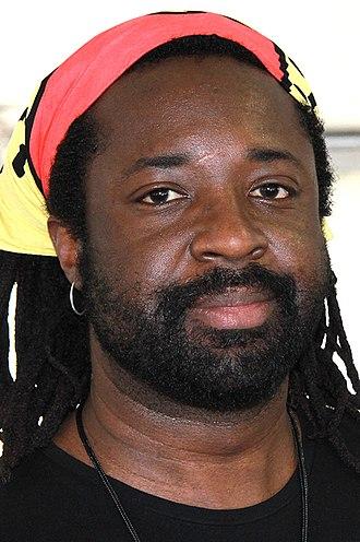 Marlon James (novelist) - Marlon James at the 2014 Texas Book Festival