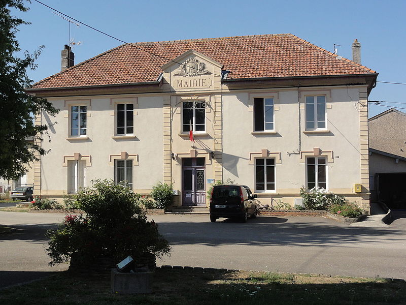 Marre (Meuse) mairie