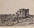 Martand Sun Temple in 1864.jpg
