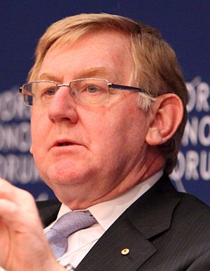 New South Wales state election, 2015 - Ferguson, a former ACTU secretary and Labor minister raised the ire of his party during the campaign.