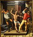 Martyrdom of Saint Quentin, artist unknown, Southern Netherlands, 1537 - Museum M - Leuven, Belgium - DSC05124.JPG