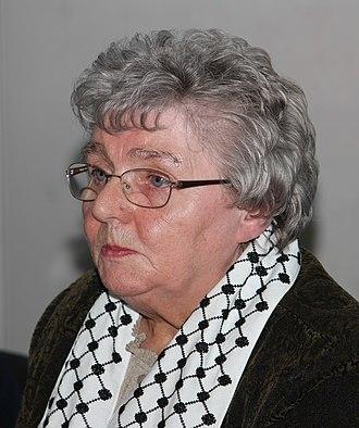 Mary Nelis - Nelis in 2012