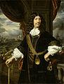 Mattheus van den Broucke (1620-85). Raad van Indië, getooid met de gouden keten en penning die hem door de VOC in 1670 werden geschonken Rijksmuseum SK-A-158.jpeg