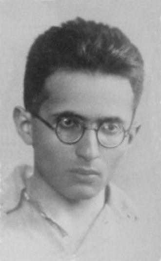 Lydia Chukovskaya - Matvei Bronstein, Lydia's husband