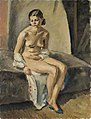 Maurice Asselin - Femme nue assise.jpg
