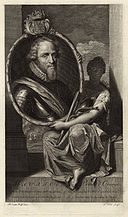 Maurice of Nassau, Prince of Orange by Gerard Valck, after Adriaen van der Werff.jpg
