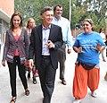 """Mauricio Macri compartió actividades de """"Vacaciones en la Escuela"""" con alumnos primarios de Villa Soldati (6755890783).jpg"""