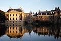 Mauritshuis and the Binnenhof in the Hague (14706878933).jpg