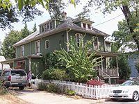 Maywood Historic District house 02.JPG