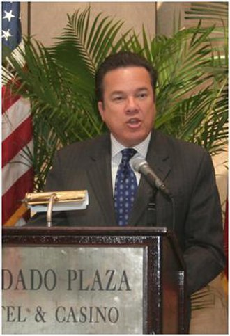 Irish immigration to Puerto Rico - Kenneth McClintock, served as the Puerto Rico Secretary of State from January 2, 2009, to January 2, 2013