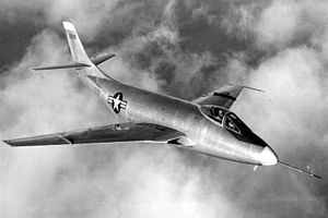 McDonnell XF-88 (SN 46-525) in flight 060728-F-1234S-037.jpg