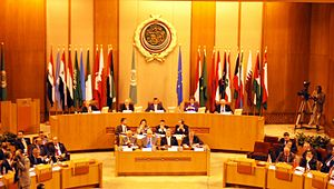 Arab League–European Union relations - Meeting of the European Union and Arab League foreign ministers in Cairo (2012)