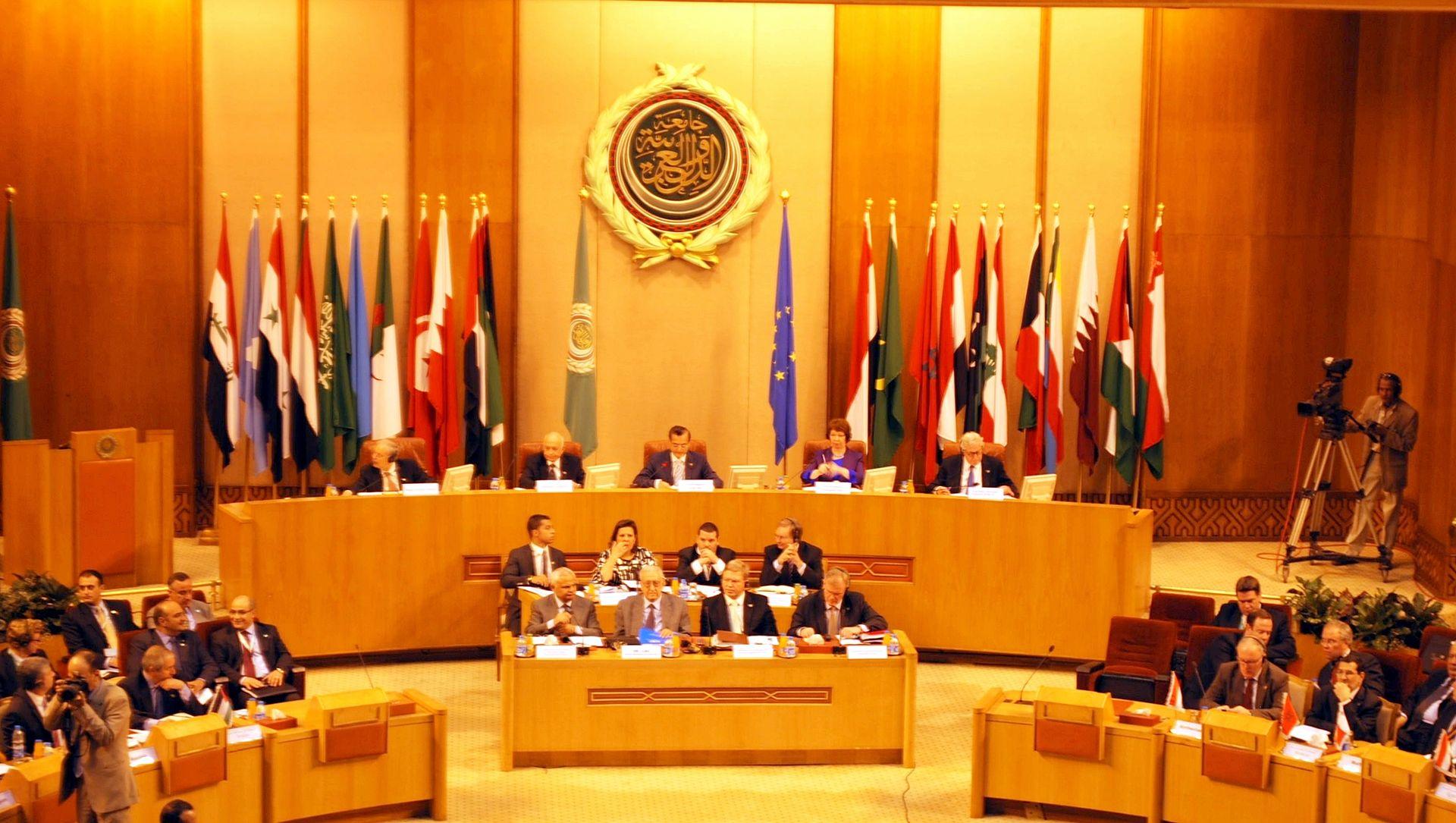 arab league u2013european union relations
