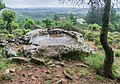 Megalithic park near St Michael priory of Grandmont 01.jpg