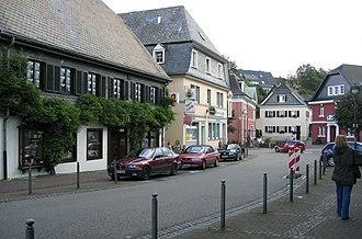 Meinerzhagen - Near the city center