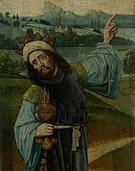 Melchior, one of the three Magi