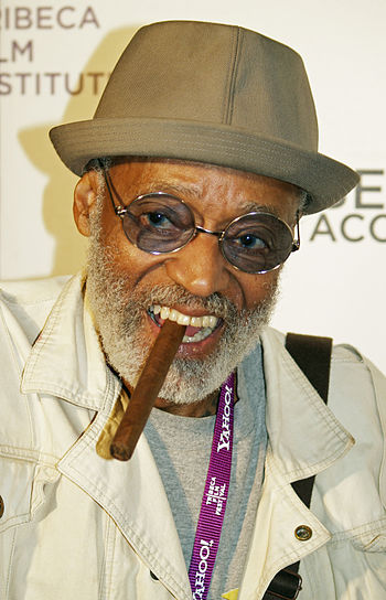 Melvin Van Peebles at the 2008 Tribeca Film Fe...