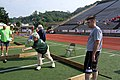 Men and women of the West Virginia National Guard volunteer at the Special Olympics Summer Games in Charleston, W.Va., June 8, 2013 130608-A-VP195-815.jpg