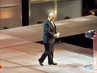 Gene Okerlund - Gene in the Hall of Fame