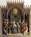 Meran Spitalkirche Altar Franz Xaver Pendl Pfingstereignis.jpg
