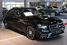 Mercedes-Benz E-Class (W213) - Wikipedia
