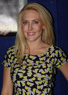Mercedes McNab Canadian actress