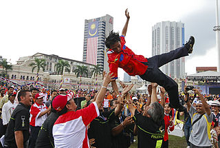 Hari Merdeka national holiday in Malaysia, observed annually on 31 August