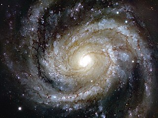 Messier 100 Grand design intermediate spiral galaxy in the constellation Coma Berenices