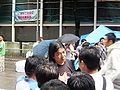 Metal workers' protest in Hong Kong (Aug 2007) - 2007-08-14 15h50m12s DSC07137.JPG