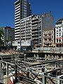Metro Lisboa Lisbon Saldanha Linha Vermelha construction.jpg