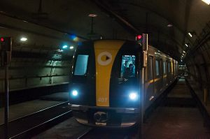 Metro de São Paulo 3