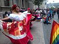 Mexico City Pride 2016 folk drag queen.jpg