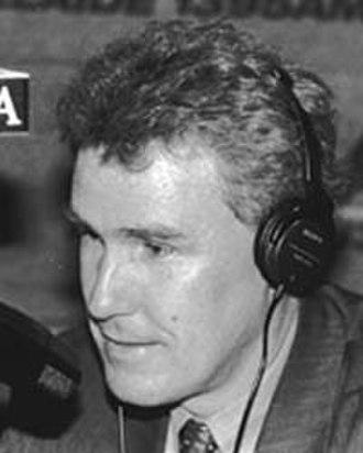 Michael Atkinson - Atkinson earlier in his political career.