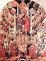 Michele Giambono Coronación de la Virgen 1448 Academia Venecia.jpg