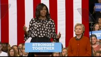 File:Michelle Obama- Don't Be Swayed by Trump Strategy.webm