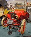 Middleby roadster, 1909, made by Middleby Automobile Co., Reading, Pennsylvania, 20 HP, 4 cylinder, gasoline enginer - Luray Caverns Car and Carriage Museum - Luray, Virginia - DSC01245.jpg