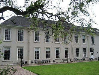 Middleton Hall - Middleton Hall main wing