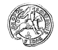 Mieszko II Otyły seal 1245.PNG