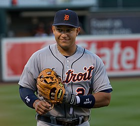Image illustrative de l'article Miguel Cabrera (baseball)