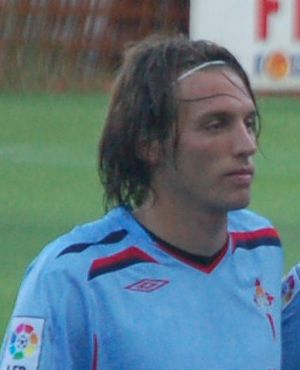 Michu - Michu with Celta in 2009